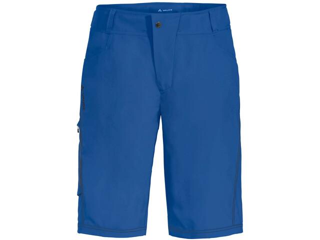 VAUDE Ledro Pantaloncini Uomo, signal blue